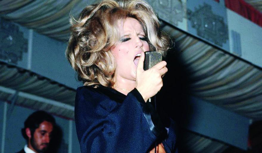 Mina e Fellini, l'incontro che non ci fu