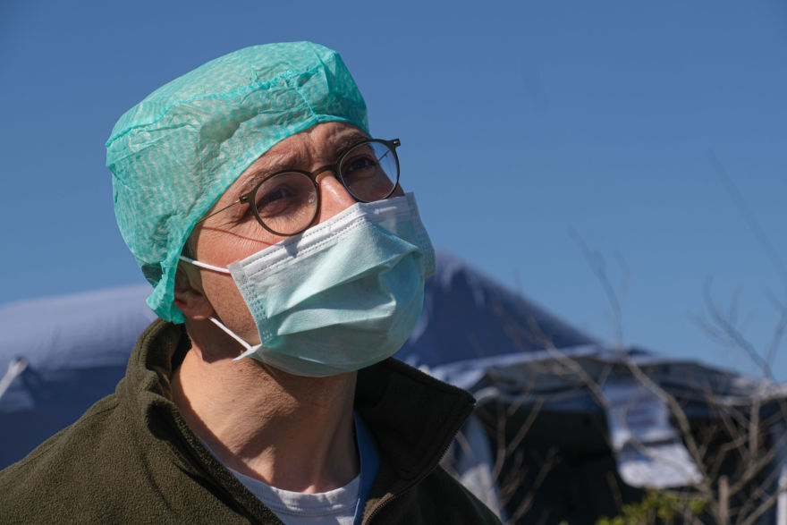 Intervista all'anestesista della terapia intensiva di Imola VIDEO