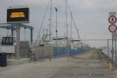 Ravenna, lavori alla diga foranea: il sindaco chiede rinvio ad Ap