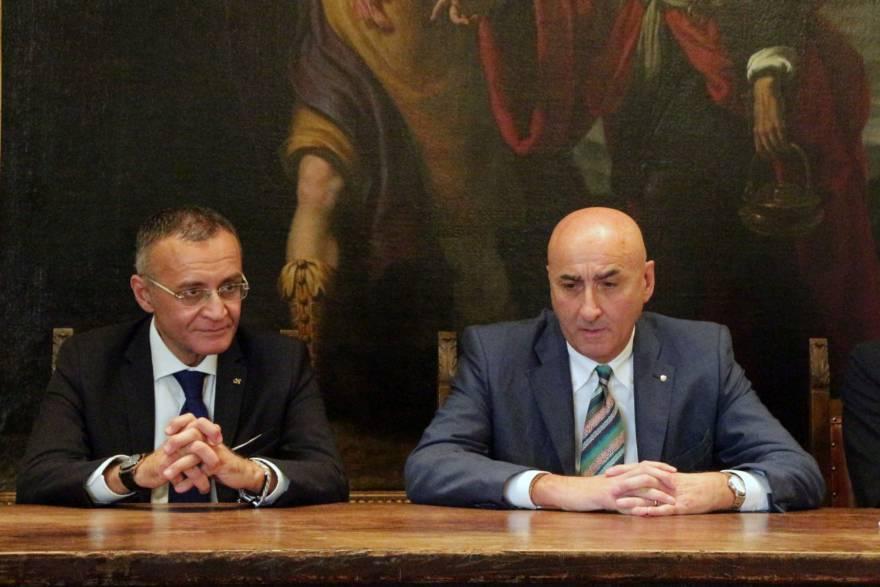 Crédit Agricole e Fondazione: 100mila euro per il Bufalini