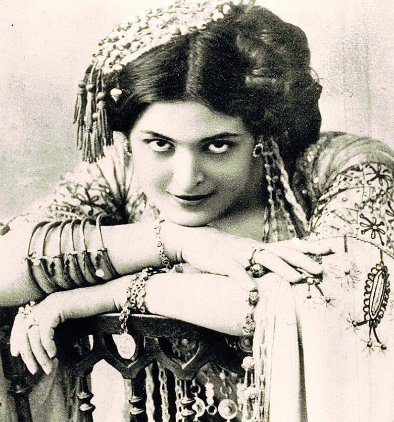 Gea, l'attrice che alle scene  preferì il suo   imprenditore
