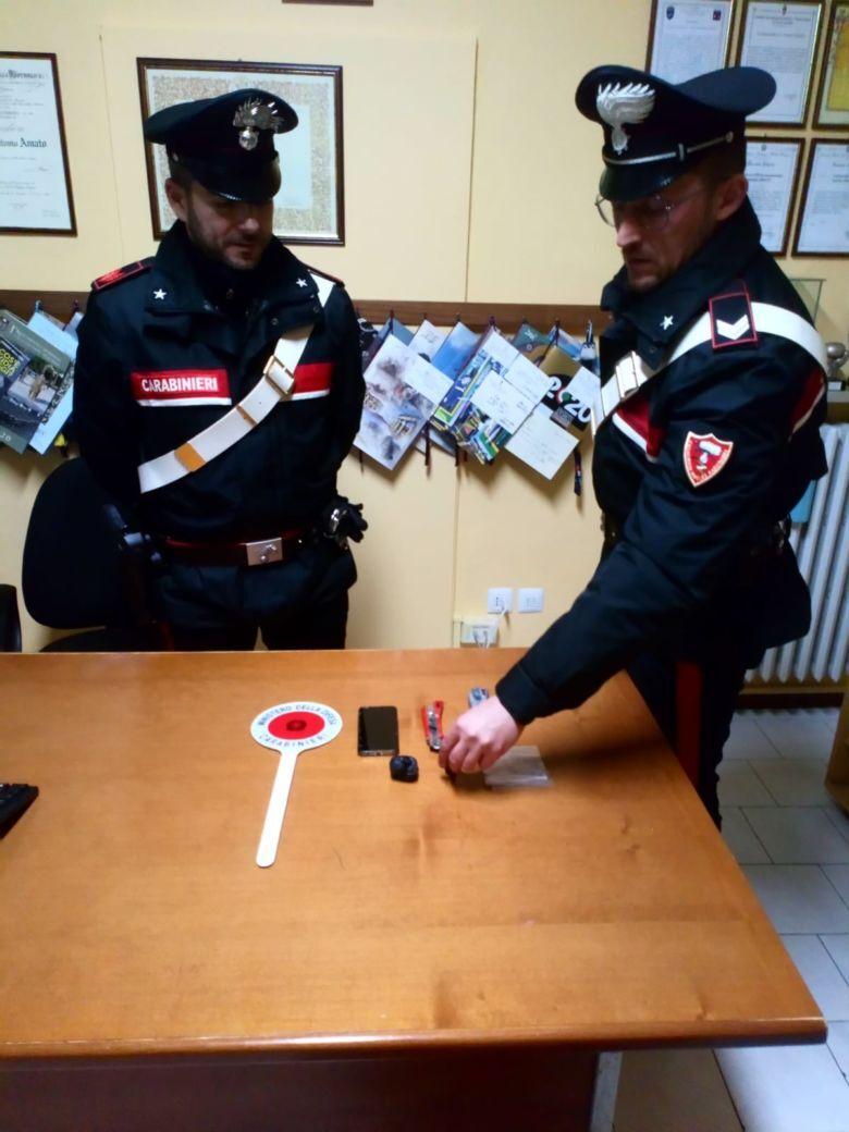 Forlì, eroina nell'auto: arrestato