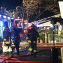 Incendio alla Pousada di Milano Marittima