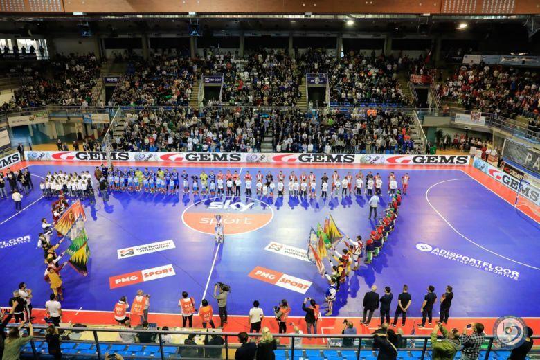 Calcio a 5, rinviata la Final Eight di Coppa Italia prevista a Faenza