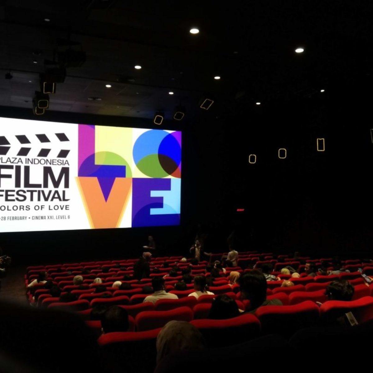 Parlando di Fellini a Giacarta in Indonesia