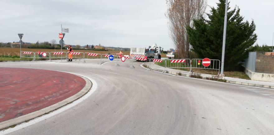 Coronavirus, blocchi stradali a Riccione e Rimini