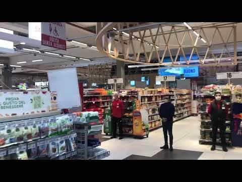 Virus, domenica supermercati chiusi, aperte farmacie ed edicole