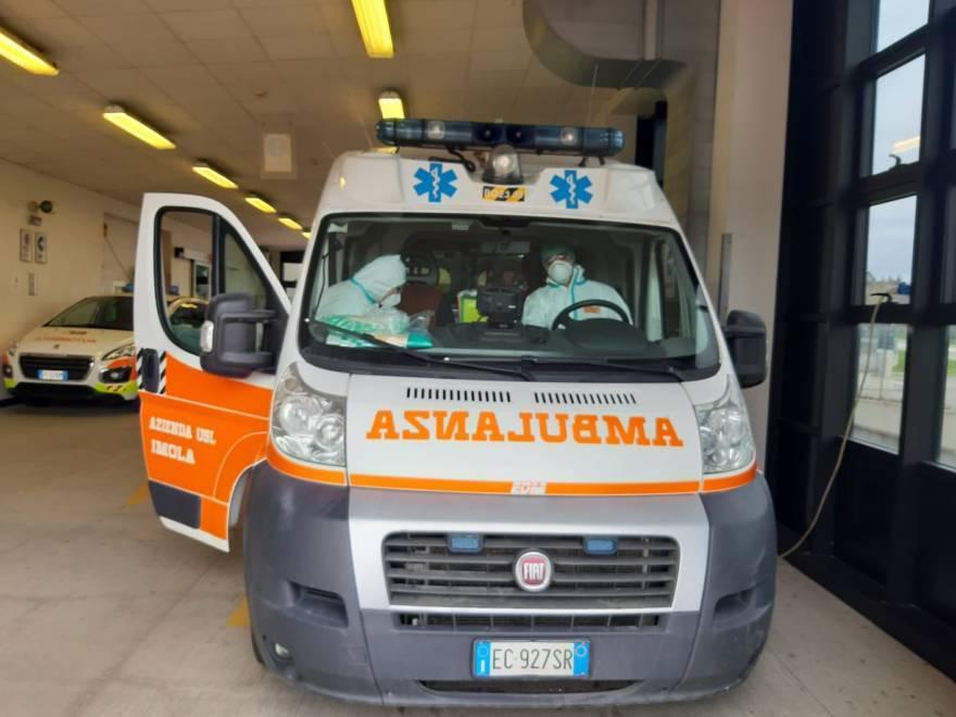 Coronavirus, la prima vittima a Imola e un contagio a Montecatone