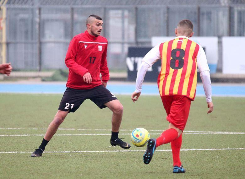 Calcio, il test Rimini-Cattolica finisce 0-0