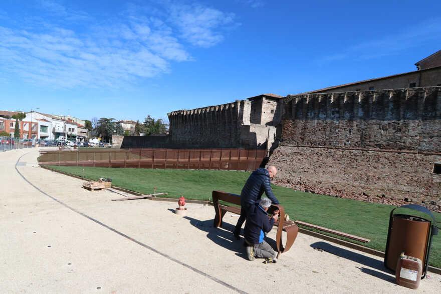 """Rimini. Ecco Castel Sismondo """"in tutta la sua bellezza"""". LE FOTO"""
