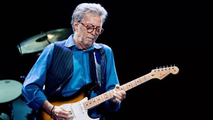 Eric Clapton, rinviate le date italiane