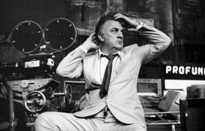 Roma, nasce Lungotevere Federico Fellini