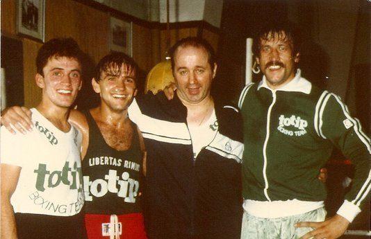 Elio Ghelfi e il racconto di una vita di boxe, l'intervista