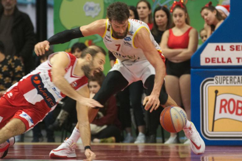 """Basket, Basciano: """"Cerchiamo di salvare la stagione"""""""