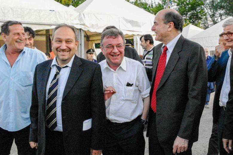 Il cordoglio per la morte dell'ex sindaco di Imola Massimo Marchignoli