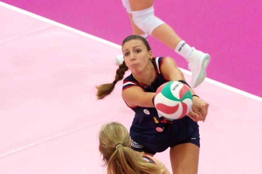 Volley donne, anche la Teodora Ravenna sceglie di fermarsi