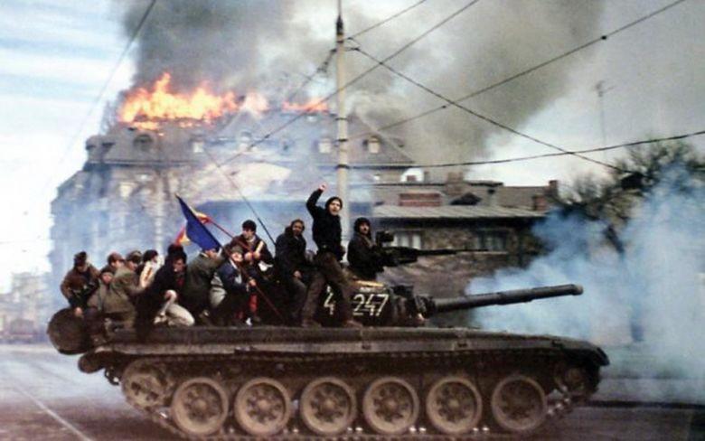 Tre cesenati e un pacco misterioso a Bucarest prima della rivoluzione