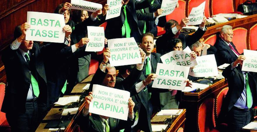 "Sberlati e la ""nuova"" Italia, miope ed autocelebrativa"