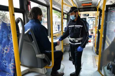 Forlì, coronavirus: sicurezza sui bus, partono i controlli