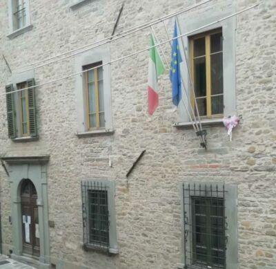 Fiocco rosa sul Comune di Bagno di Romagna