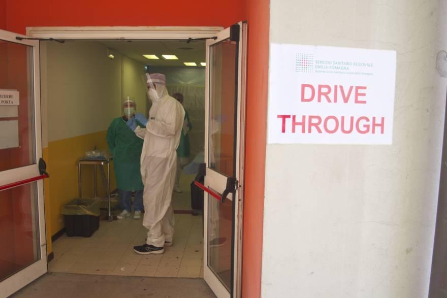 Ravenna, muore un 86enne e ci sono altri 22 contagi di coronavirus