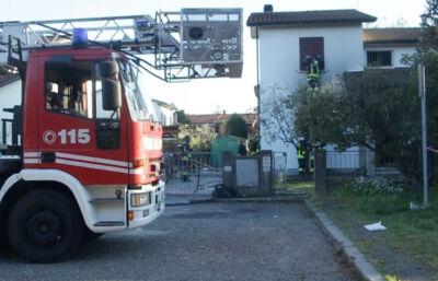 Cotignola, esplosione in villetta. Grave 59enne salvato dai vicini