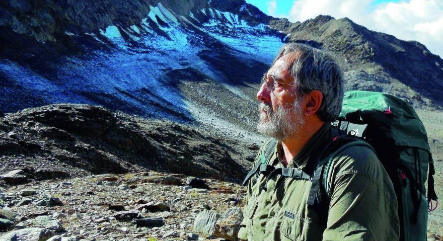 Marziani in montagna e il virus visto da lontano