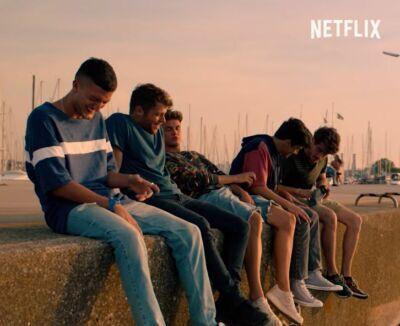 "Summertime (Netflix), il racconto ""dietro le quinte"" a Ravenna"