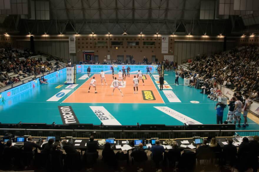 Volley, decretata la fine di tutti i campionati