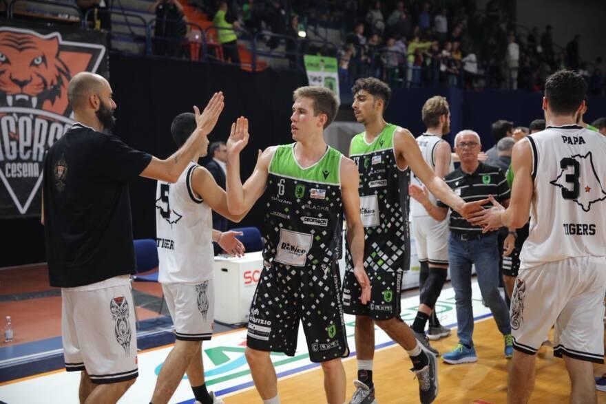Basket, la Fip dichiara concluso il campionato di B