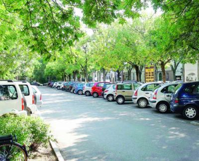 Faenza, un'ora di parcheggio gratis
