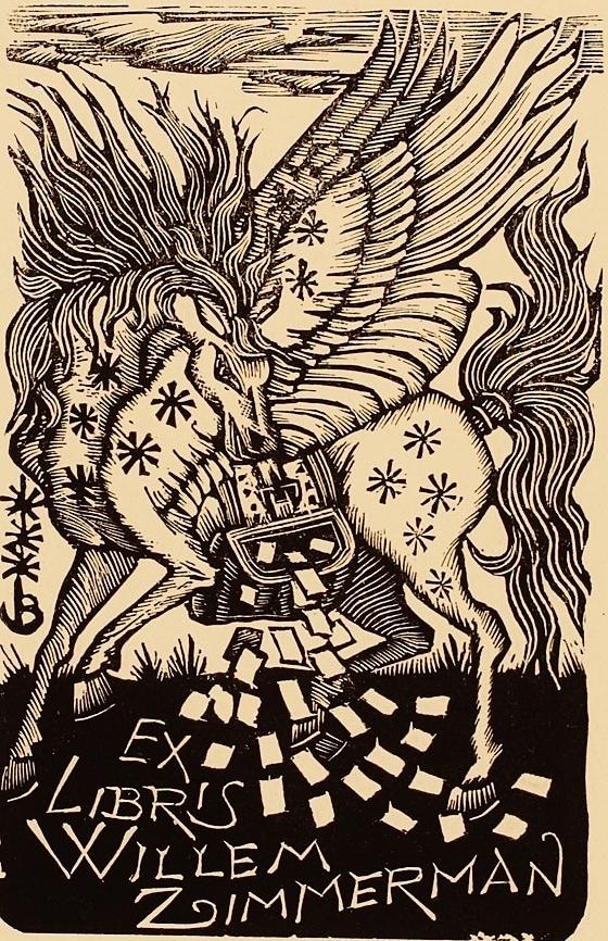 Il mito del cavallo alato che affascina gli artisti