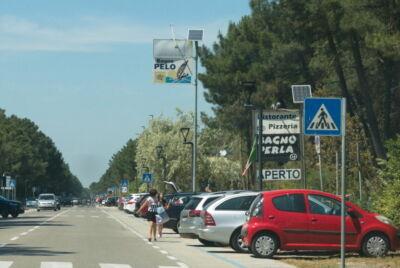 Ravenna: torna la sosta a pagamento nei lidi. Navetto ecco l'orario