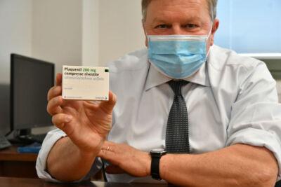 """""""Così all'Irst di Meldola testiamo il farmaco anti Coronavirus"""""""