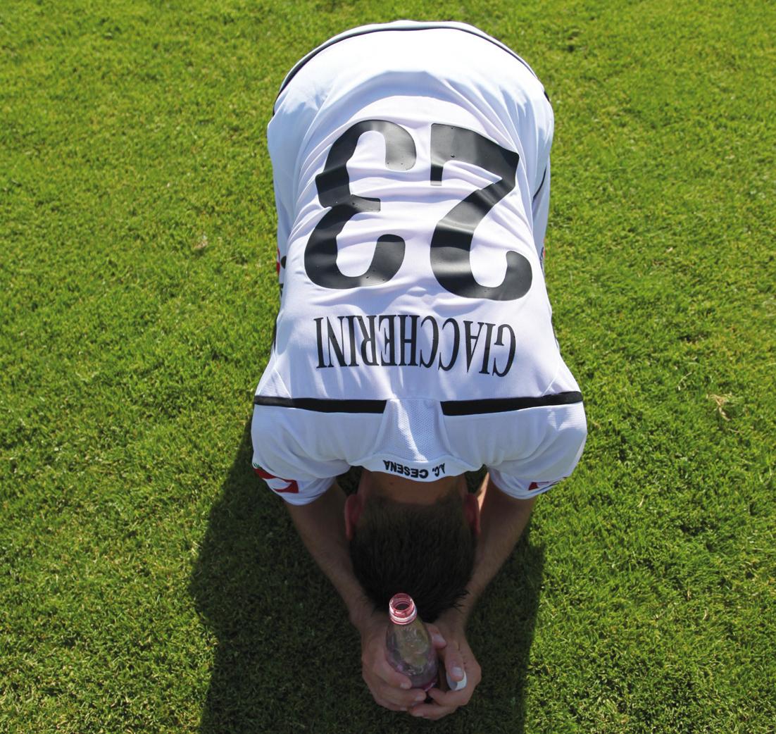 Calcio, il Cesena, la A del 2010 e la promessa di Giaccherini