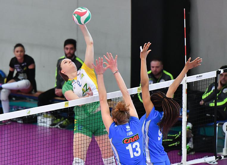 Volley donne, ecco Laura Grigolo per la Teodora Ravenna