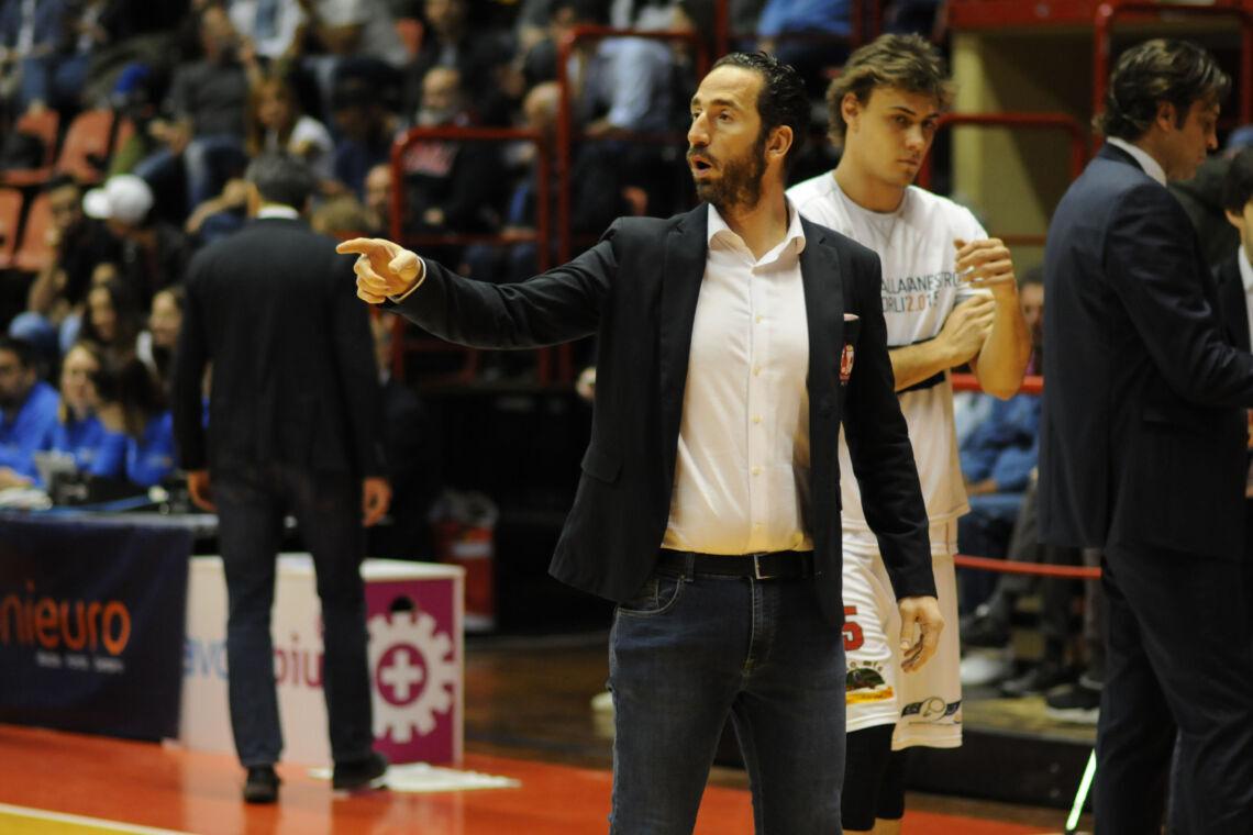 Basket, Alberto Serra nuovo coach della Rekico Faenza
