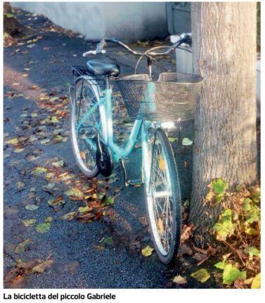 Rubano bici al figlio autistico, trovata dopo appello della madre