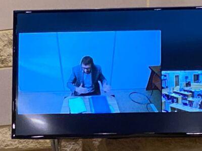 Rimini. Partito il processo in videoconferenza a Giulio Lolli