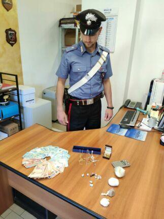 Vasto giro di spaccio a Cattolica: arrestati tre pusher a Rimini