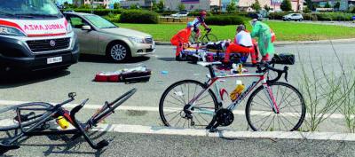 Cesena, morto il poliziotto investito domenica in bicicletta