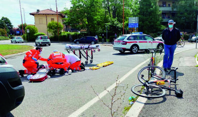 Incidente in bici: il poliziotto di Cesena ha donato gli organi