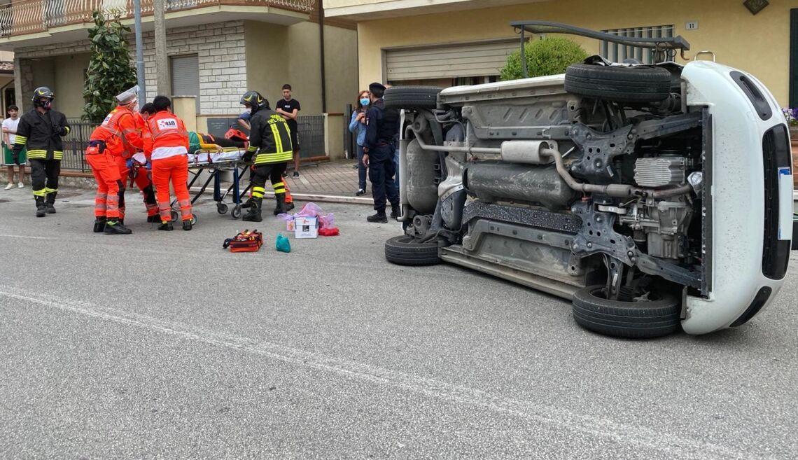 Nuovo incidente in via Loreto tra Gambettola e Cesena