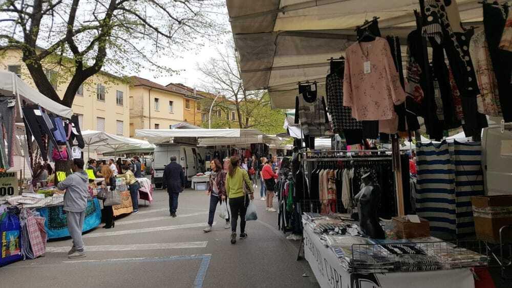 Sabato 23 maggio torna il mercato di Cesena