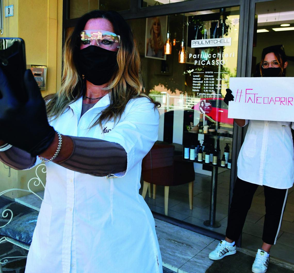 Coronavirus. Bar, ristoranti, negozi: da lunedì si riparte