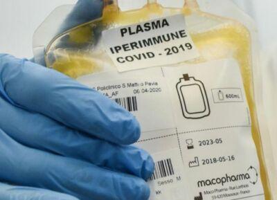Cura al plasma contro il coronavirus al via anche in Romagna
