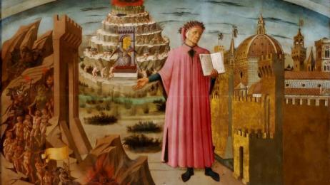 """""""La quercia di Dante"""" e """"Visioni dall'inferno"""": virtual tour"""
