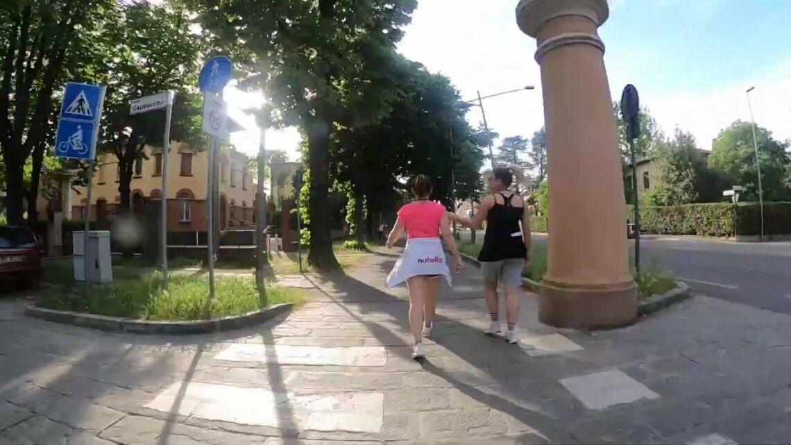 """Prima domenica di """"fase-2"""" a Imola VIDEO MMPH"""
