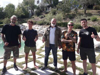 """Benji e Fede in vacanza a Montefiore: """"Siamo stati benissimo"""""""