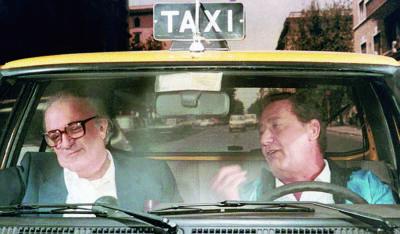 Fellini e Sordi, un'amicizia durata 50 anni